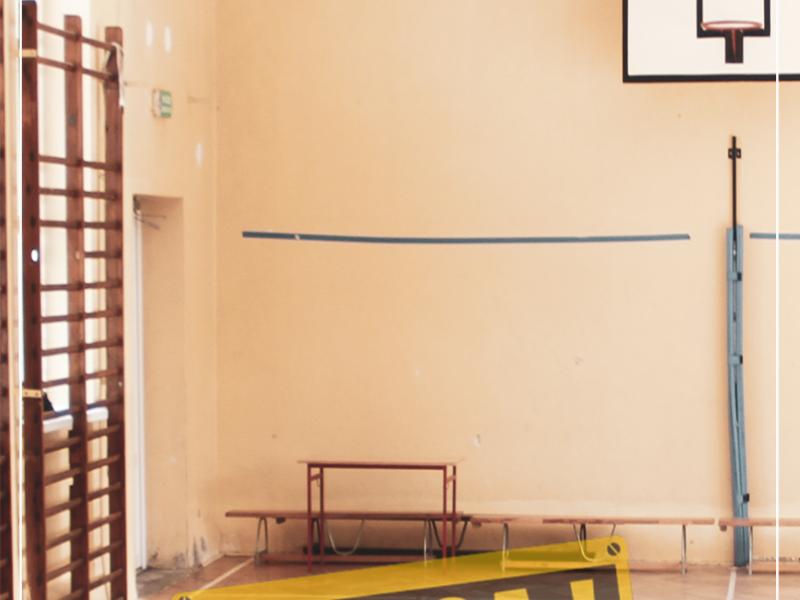 Znamy wykonawcę przetargu na modernizację sal gimnastycznych