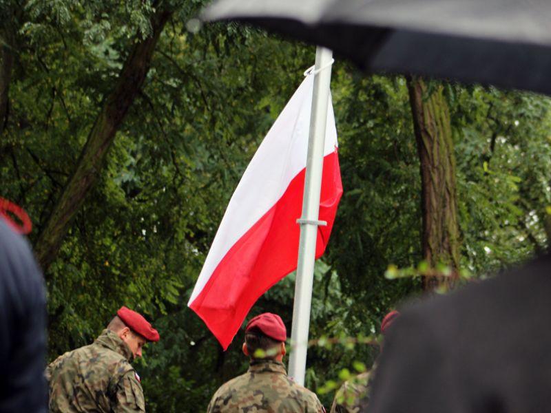 81. Rocznica Wybuchu II Wojny Światowej i 81. Rocznica  Walk w Tomaszowie Mazowieckim