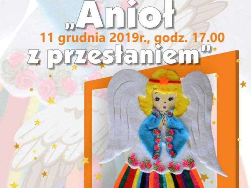 """""""Anioł z przesłaniem"""" – finał konkursu plastycznego"""