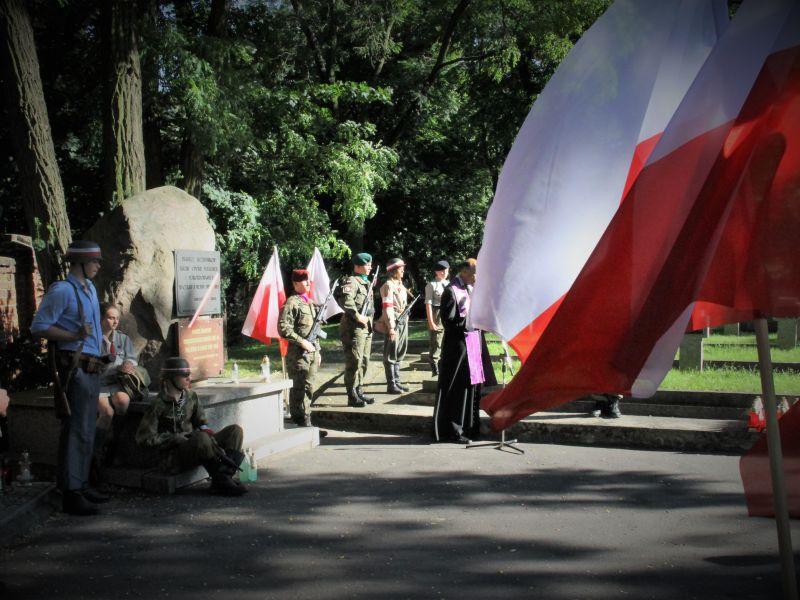 76. rocznica wybuchu Powstania Warszawskiego [ZDJĘCIA]