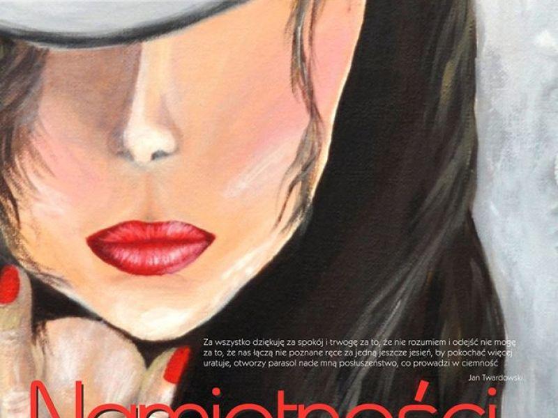 wystawa malarstwa Agaty Fornalczyk plakat