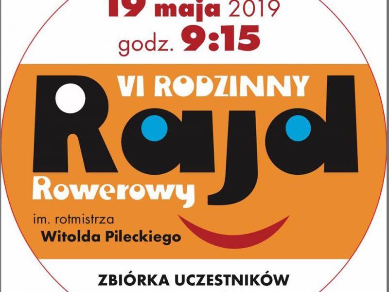 VI Rodzinny Rajd Rowerowy im. Witolda Pileckiego