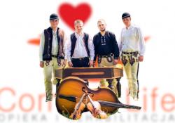 koncert w domu seniora w Ujeździe zaproszenie