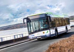 Ruch autobusów MZK w trakcie objazdów na DW713