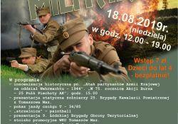 Pinik Militarny w Skansenie