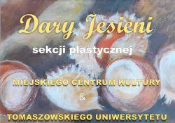 """""""Dary jesieni"""" − wystawa online"""
