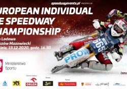 European Individual Ice Speedway Championship już 13 grudnia w Tomaszowie!