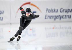 Pierwszy dzień Mistrzostw Polski w wieloboju sprinterskim w łyżwiarstwie szybkim