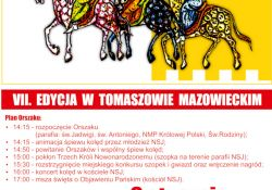 Orszak Trzech Króli – VII edycja w Tomaszowie Mazowieckim